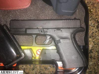 For Sale/Trade: Glock 19. Gen 4 9mm
