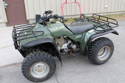 1993 Honda TRX300 4X4 Utility ATVs Adams, MA