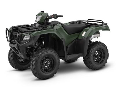 2017 Honda FourTrax Foreman Rubicon 4x4 DCT EPS Utility ATVs Jamestown, NY