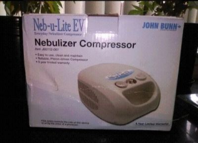 Everyday Nebulizer Compressor