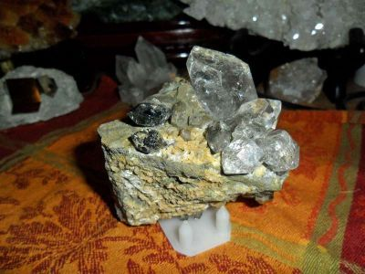 Creation By Mother Earth Exceptionally, Beautiful Benchmark Quarry Large Herkime