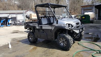 2018 Kawasaki Mule PRO-FXR Side x Side Utility Vehicles Littleton, NH