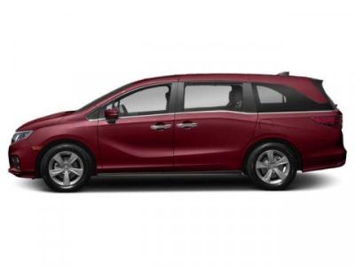 2019 Honda Odyssey EX-L (Deep Scarlet Pearl)
