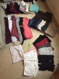 Maternity Lot - 34 pieces