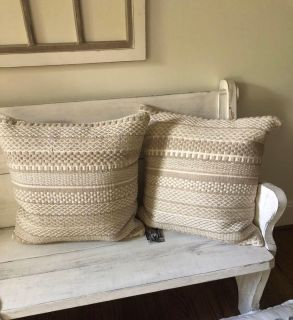 NWT Magnolia Home Pillows by Joanna Gaines