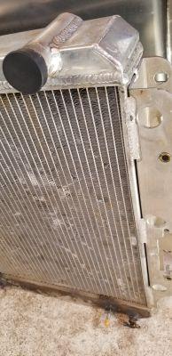 4core Aluminum Radiator
