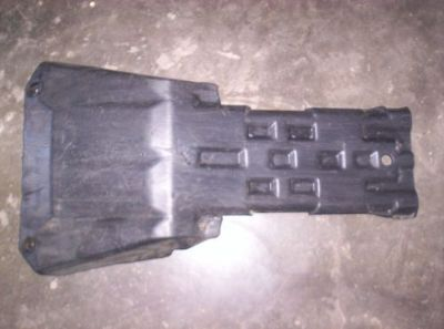 Find 08 Suzuki King Quad 400 4x4 Front Skid Plate Guard Shield 10693 motorcycle in Farmersburg, Indiana, United States
