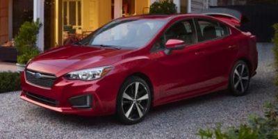 2019 Subaru Impreza 2.0I (Crimson Red Pearl)