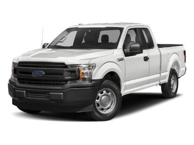2018 Ford F-150 XL (magnetic)