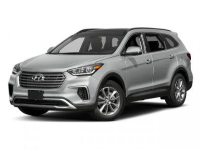 2018 Hyundai Santa Fe GLS (Circuit Silver)