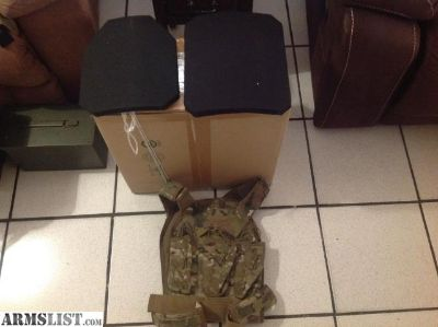 For Sale: US Palm body armor