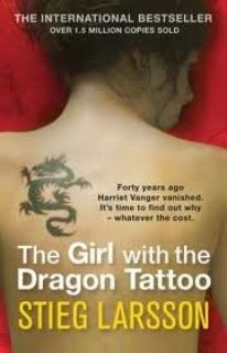 GIRL WITH THE DRAGON TATtOO TRILOGY