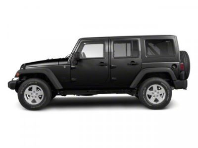 2012 Jeep Wrangler Unlimited Sahara (Black)