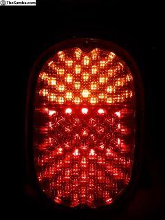 LED 62-71 Bus Tail Lights