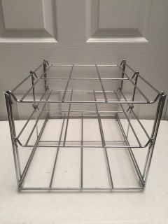 Foldable 3-tier oven rack extender