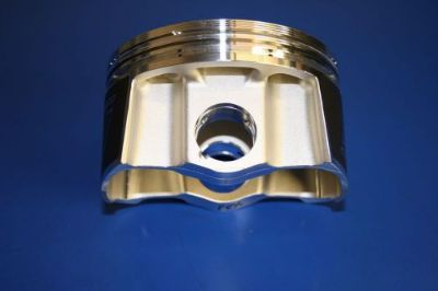 Purchase Wiseco K0094B3 Pro Dirt Late Model SBC Chevy LM Flat Top Forged Piston 4.030 motorcycle in Millersville, Maryland, United States, for US $689.99