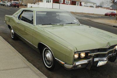 1969 Ford LTD 2 Door Coupe