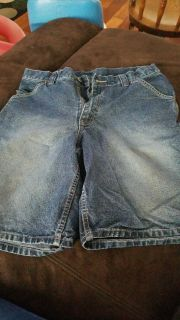 Lee dungarees Jean shorts