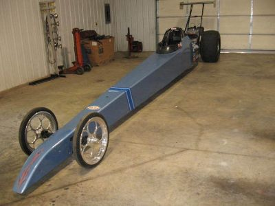 250 inch Spitzer Dragster