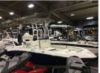 2017 Yamaha 190 FSH Sport Jet Boats Afton, OK