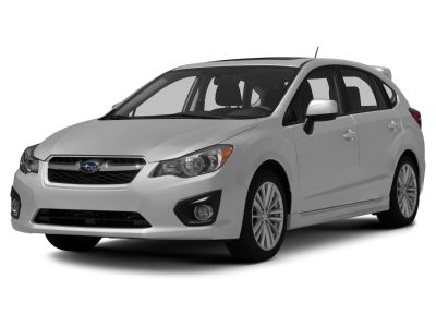 2012 Subaru Impreza 2.0i Premium (Marine Blue Pearl)
