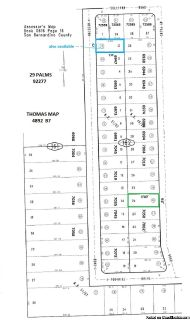 29 Palms Lot Adjacent 7050 49 Palms Ave With Water Meter Owner Carry