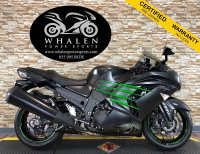 2015 Kawasaki Ninja ZX -14R ABS SuperSport Motorcycles Port Charlotte, FL
