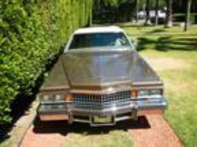 1978 Cadillac DeVille Convertible