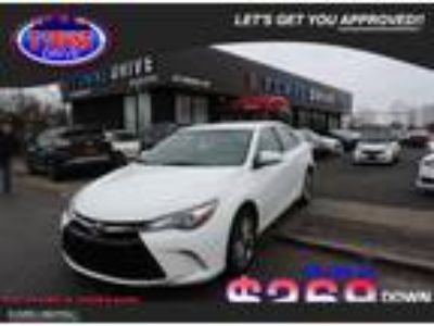 $13992.00 2016 Toyota Camry with 33200 miles!