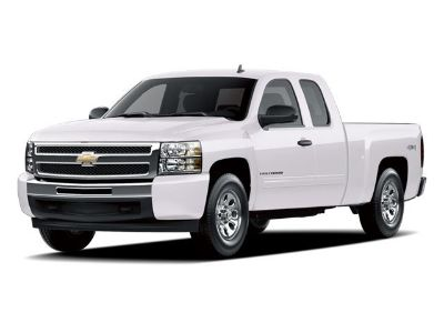 2009 Chevrolet Silverado 1500 Work Truck (Blue Granite Metallic)