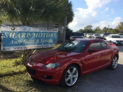 2006 Mazda RX-8 4dr Cpe 6 SPEED