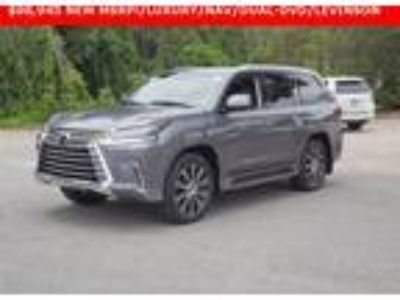 2018 Lexus LX 570 $98,945 NEW MSRP!/LUXURY/NAV/DUAL-DVD/LEVINSON