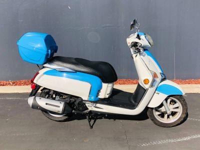 2012 Kymco Like 200i LX Scooter Chula Vista, CA