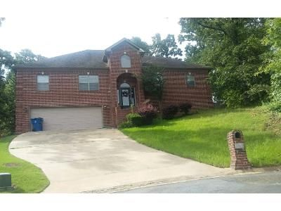 2 Bath Preforeclosure Property in Maumelle, AR 72113 - Dijon Ct