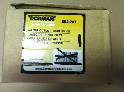 Sell DORMAN 902-201 Thermostat Housing/Water Outlet Ford Focus/Escape 2.0 motorcycle in Cleveland, Ohio, US, for US $27.00