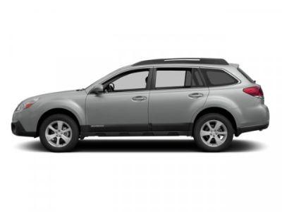 2014 Subaru Outback 2.5i Premium (Ice Silver Metallic)