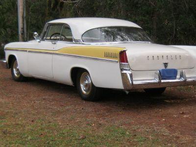 1956 HEMI 2X4 4SPD