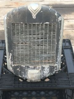 """USA- 1946 CHEVROLET PICK UP HEATER  DEALER OPTION - back in the day  Measures 9"""" wide x 12"""" high  Tr"""