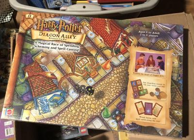 NEW HARRY POTTER GAME