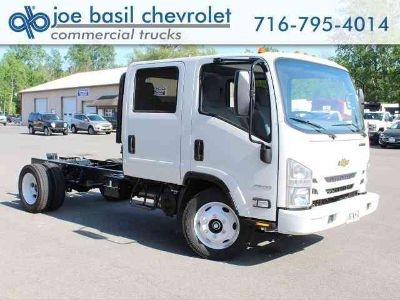 2018 Chevrolet LOW CAB FORWARD 4500