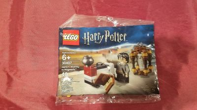 Lego #30407 Harry's Journey to Hogwarts Castle Polybag NEW