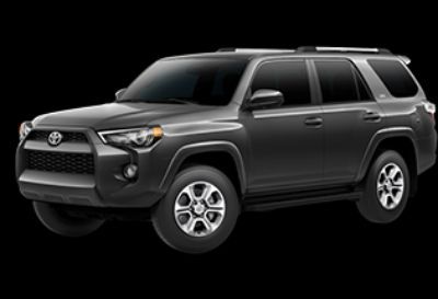 2019 Toyota 4Runner SR5 (Magnetic Gray Metallic)
