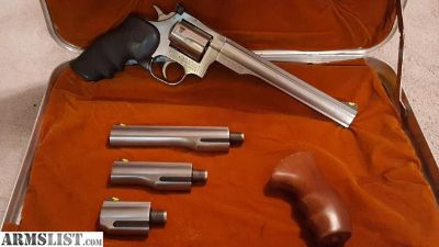 For Sale: WTT Dan Wesson 715 Pack .357 Pac for 722