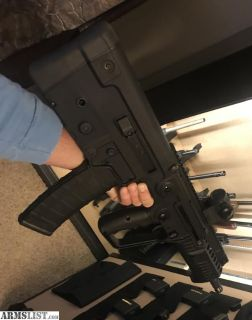 For Sale: IWI Tavor X95 in like new condition