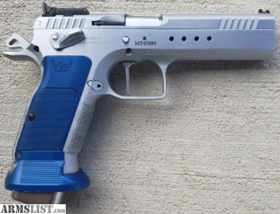 For Sale: Tanfoglio Limited Custom 40S&W