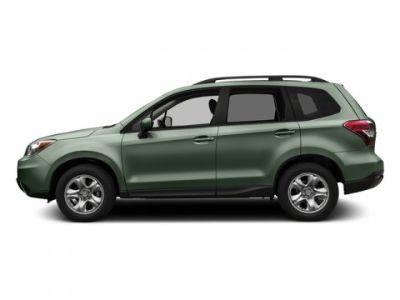 2016 Subaru Forester 2.5i Premium (Jasmine Green Metallic)