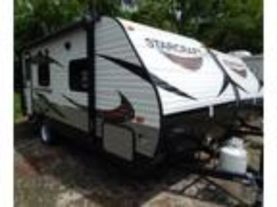2018 Starcraft Autumn Ridge Outfitter 18QB Front Queen Rear Bath