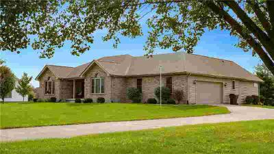 9695 East Katey Drive Columbus Four BR, This home is in a