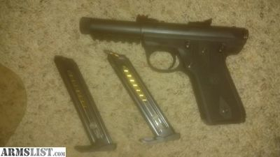 For Sale: Ruger 22/45