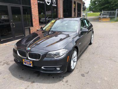 2014 BMW MDX 535i xDrive (Callisto Gray Metallic)